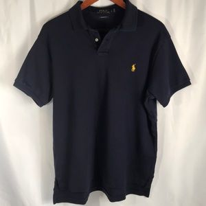 Polo by Ralph Lauren Custom Fit Large Polo Shirt